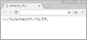 htmlsample