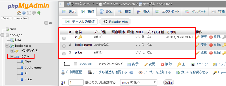 phpmyadmin-table3